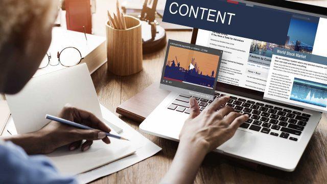 תוכן מחבר: מסע הגולש בנכסי תוכן שונים