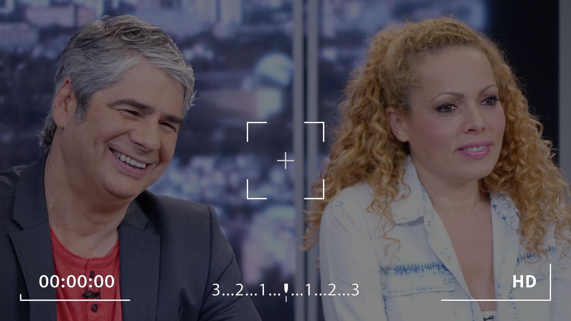 הערוץ הדיגיטלי של אורלי וגיא – איך עושים טלויזיה חדשה מהבית